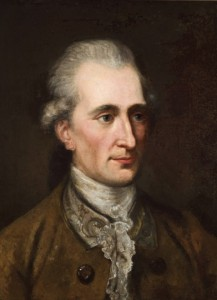 Friedrich Heinrich Jacobi, Portrait von Johann Friedrich Eich, Quelle: Das Gleimhaus, Halberstadt. Foto: Ulrich Schrader