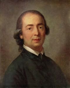 Johann Gottfried Herder, ein Gemälde von Anton Graff 1785, Bild: Das Gleimhaus, Halberstadt. Foto: Ulrich Schrader