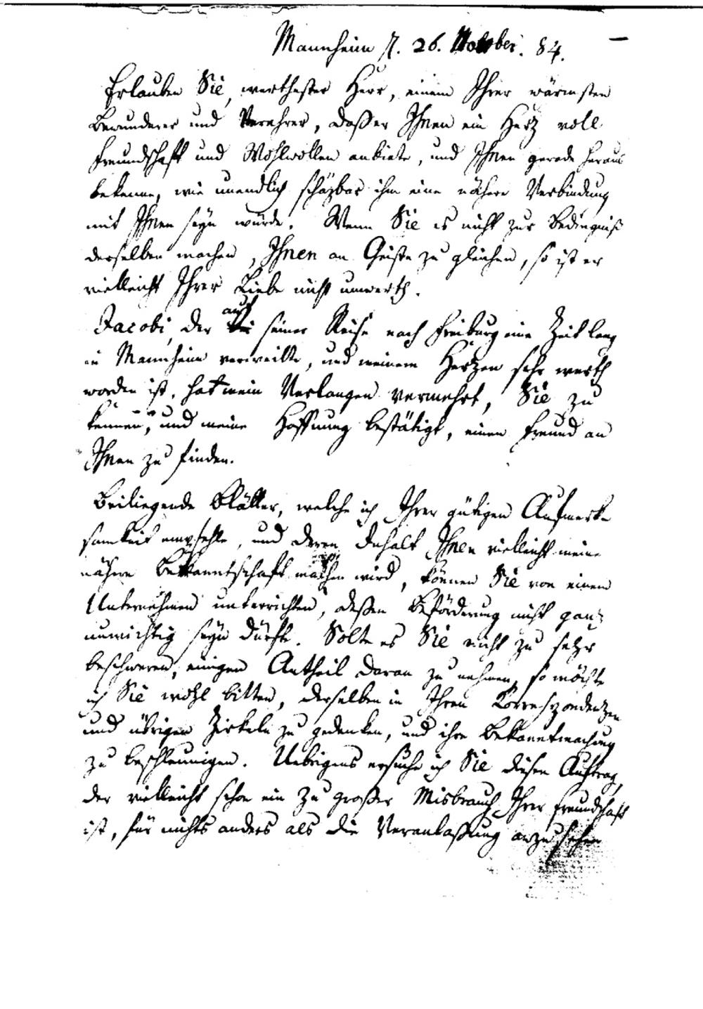 Briefe Von Schiller An Goethe : Schillers briefe sammlung der friedrich