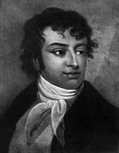 August Wilhelm Schlegel, um 1800