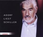 Cover Mario Adorf liest Schiller