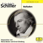 Coverbild Balladen von Friedrich Schiller, gelesen von Maria Becker und Ernst Ginsberg