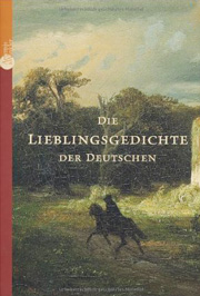 Coverbild von Die Lieblingsgedichte der Deutschen